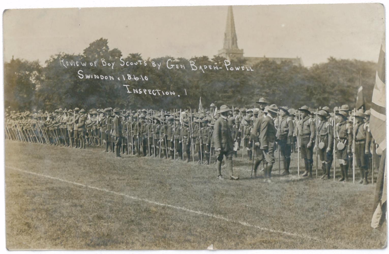 4 - GWR Park - Baden-Powell 1910