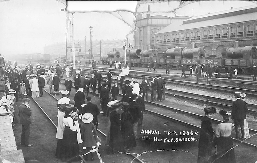 ANNUAL TRIP 1906