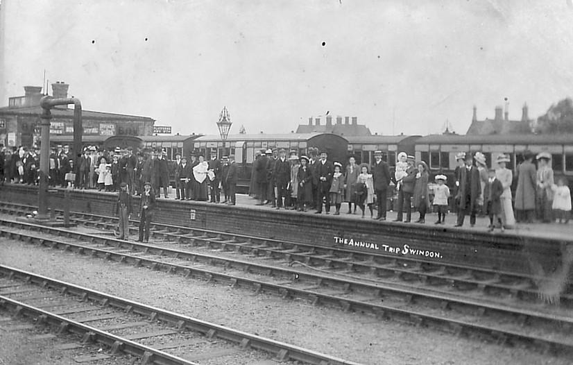 ANNUAL TRIP 1908