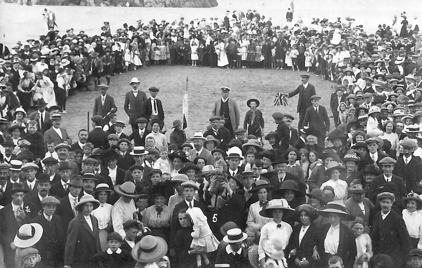 ANNUAL TRIP (TENBY 5) 1912