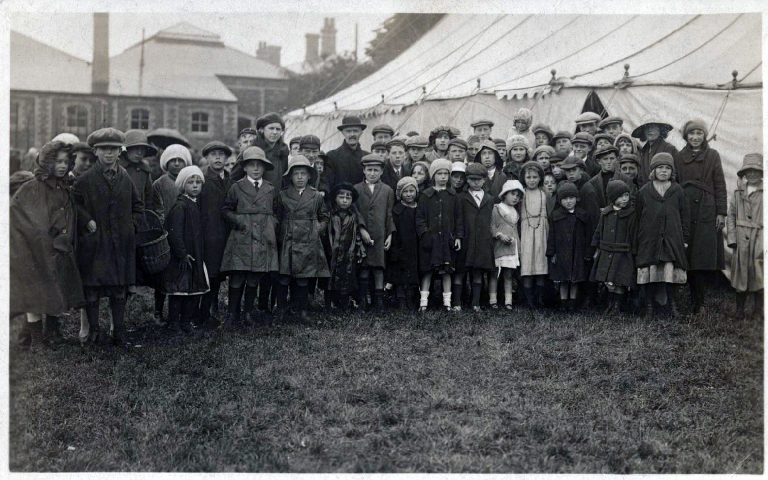Childrens Fete 1922