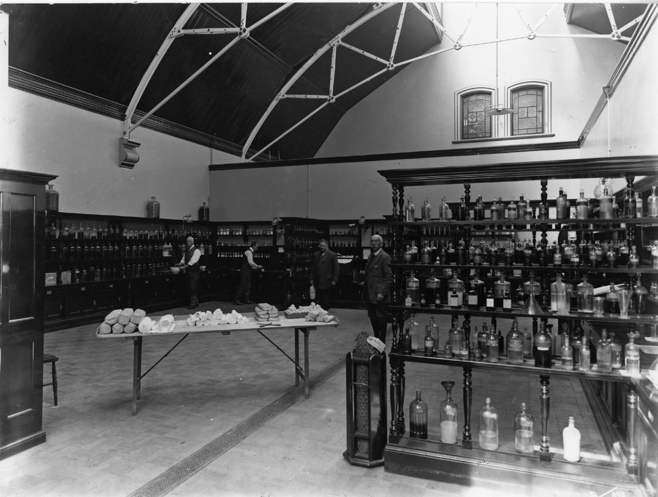 Dispensary 1907