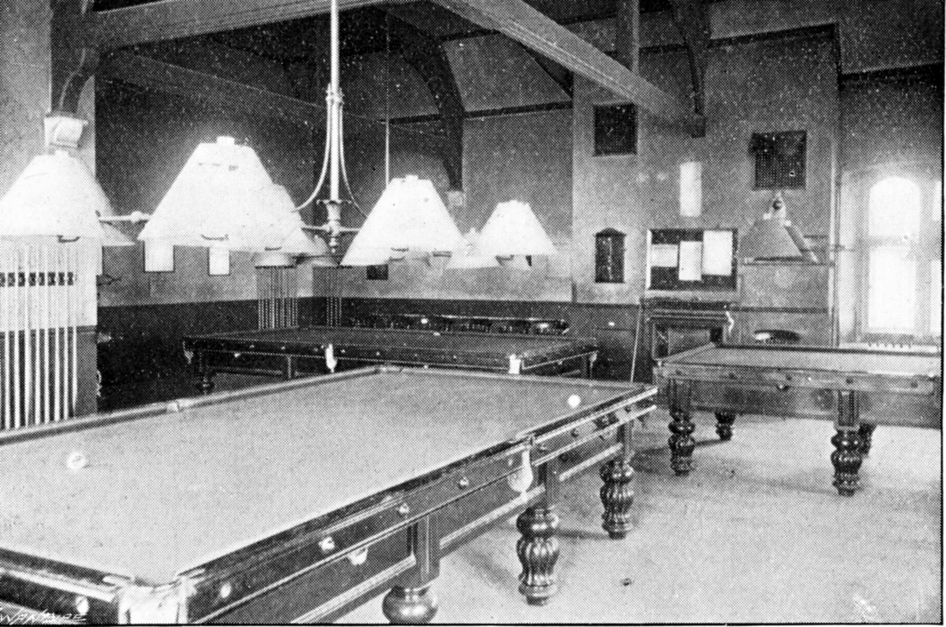 Mx Billiards Room 1900