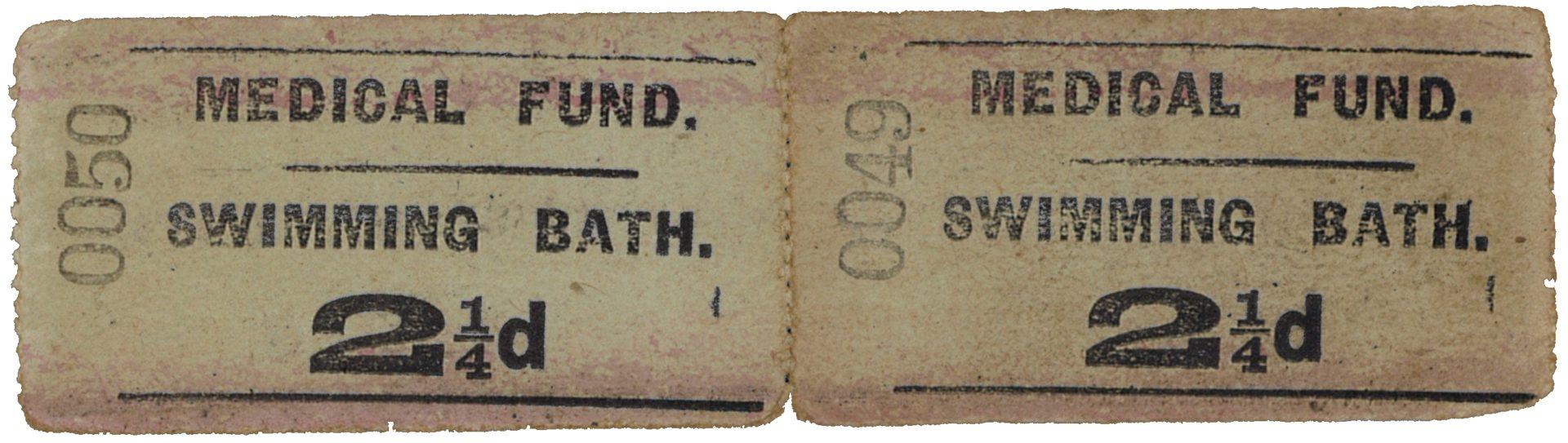 ND - ticket baths GWR MF