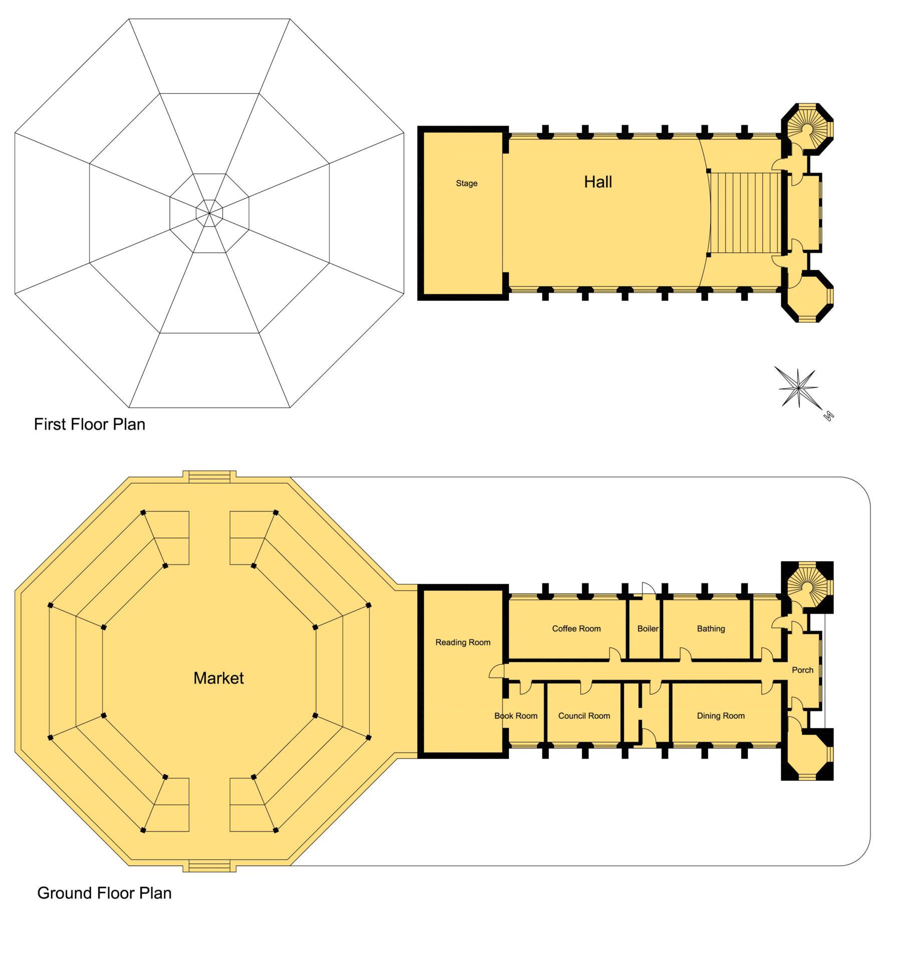 Yellow plan 1